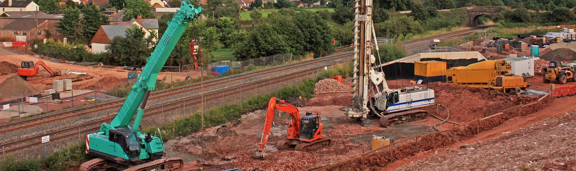 forage chantier amnagement urbain dans le Gard et l'Hrault